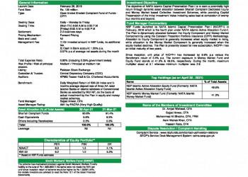 NAFA Test Report April 2021